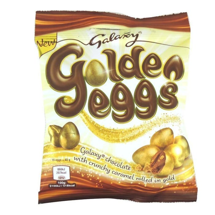 Galaxy Golden Egg