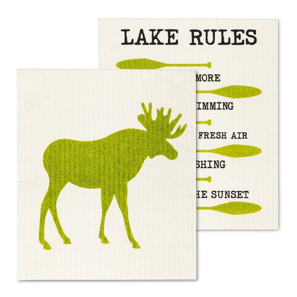 Moose & Rules Swedish cloth
