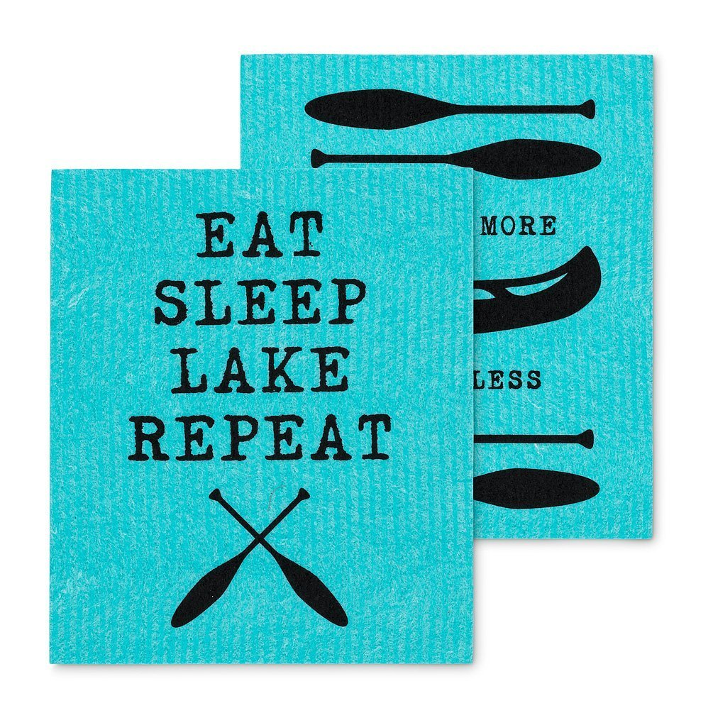 Paddle Dish Cloths
