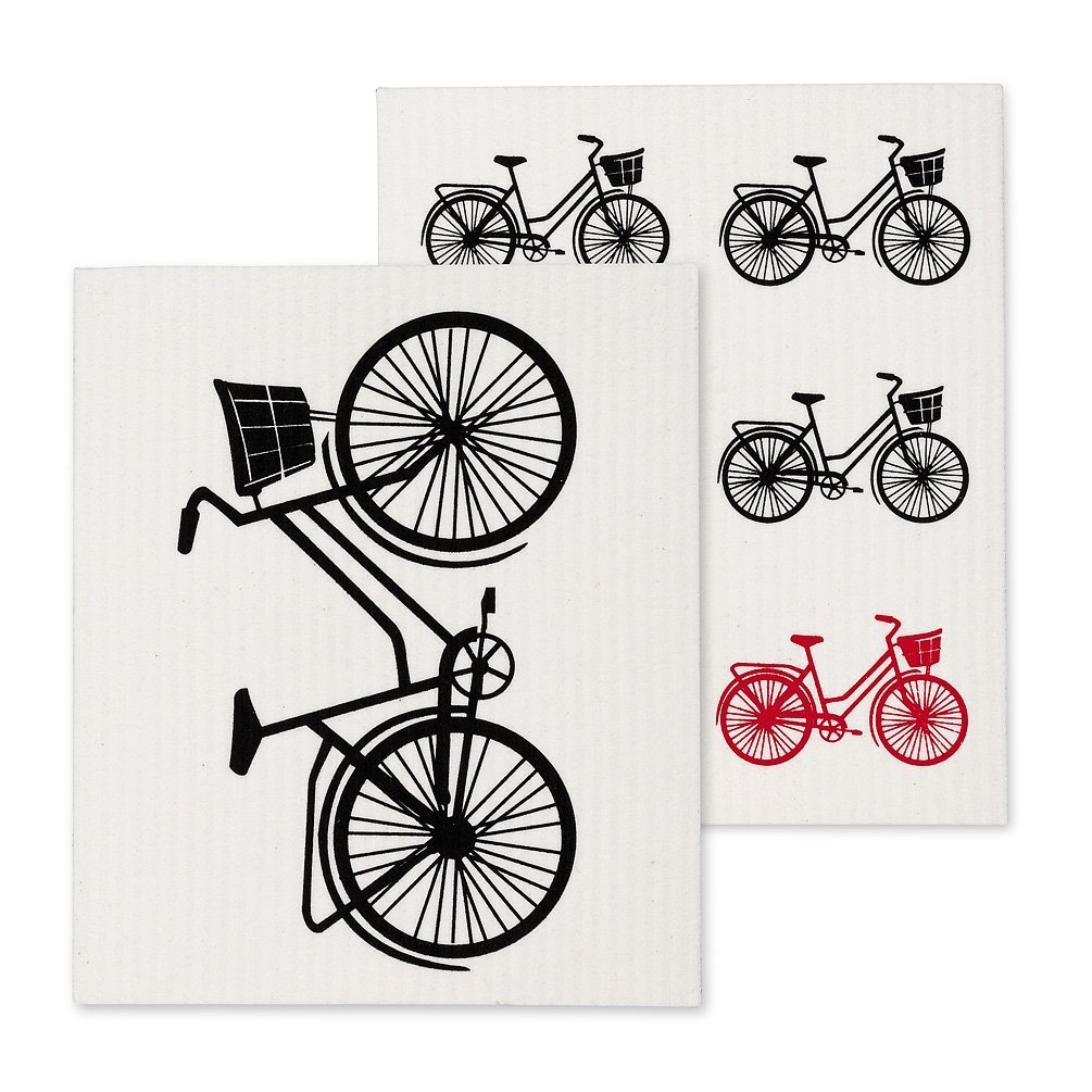 Bicycle Swedish cloth
