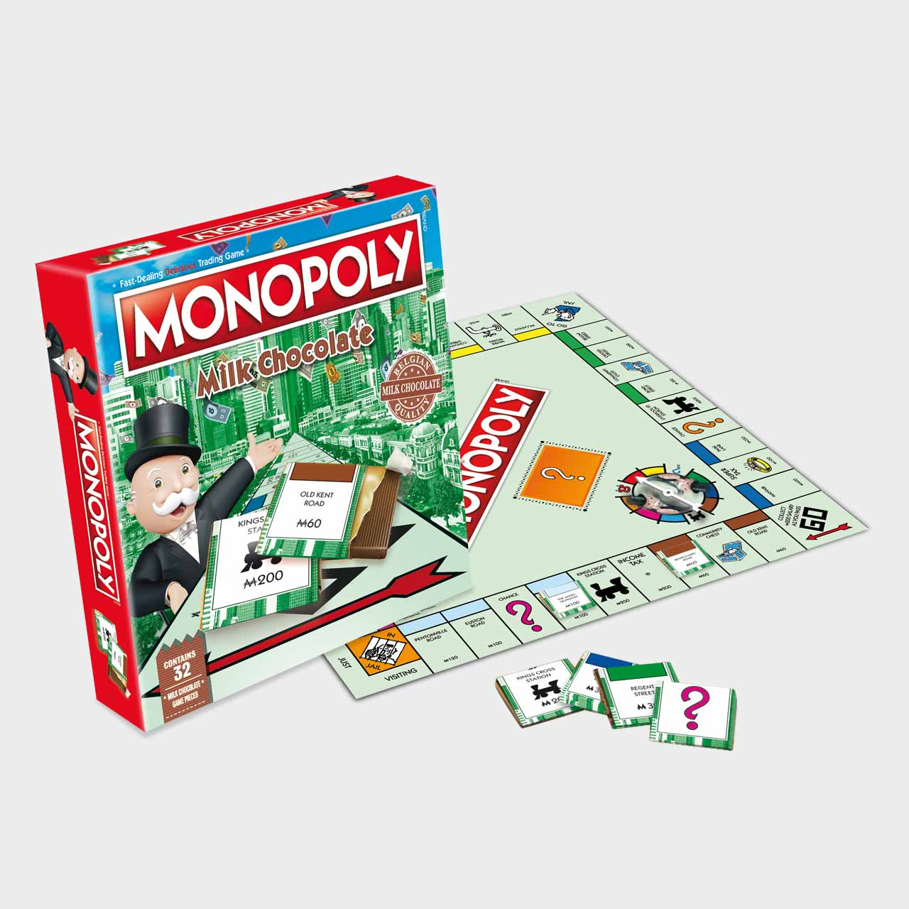 MONOPOLY Chocolate Game