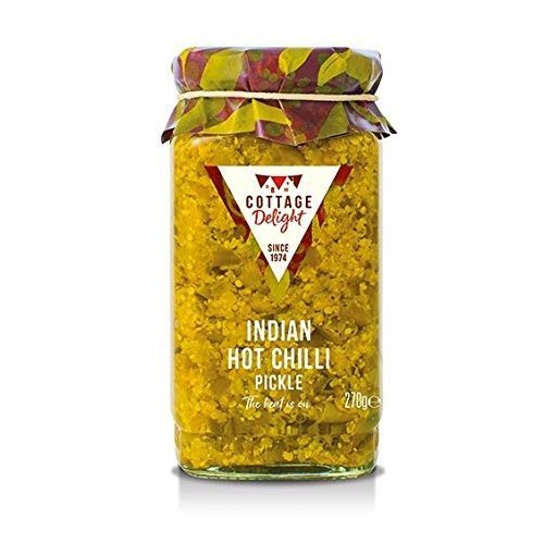Cottage Delight Indian Hot Chili Pickle