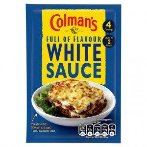Colman's White Sauce