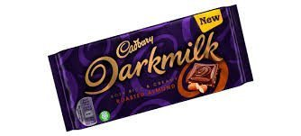 Cadbury Darkmilk with Roasted Almonds