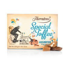 Thorntons Special Toffee Box Assorted