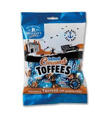 Walker's Salted Caramel Toffees