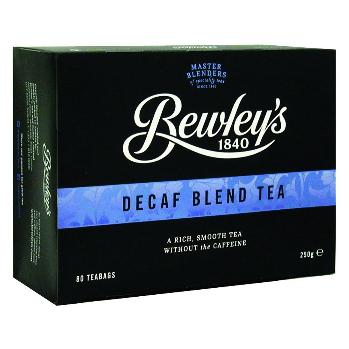Bewley's Decaf blend tea