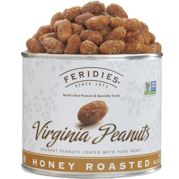 feridies Honey Roasted Virginia Peanuts