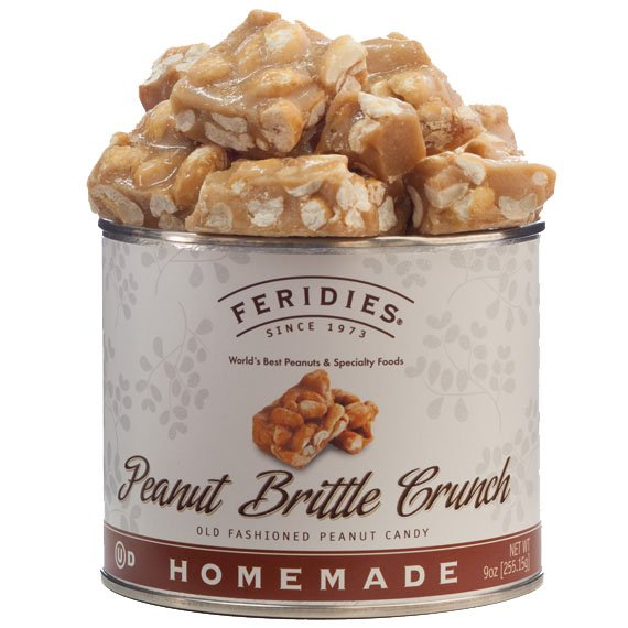 Feridies Peanut Brittle Crunch
