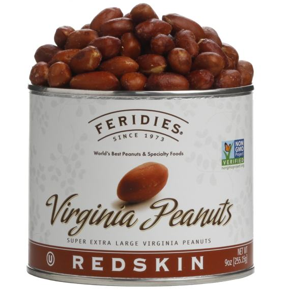 Feridies Redskin Virginia Peanuts