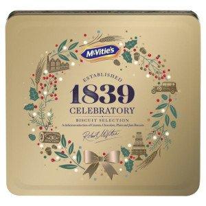 McVitie's Heritage Biscuit Tin 400g