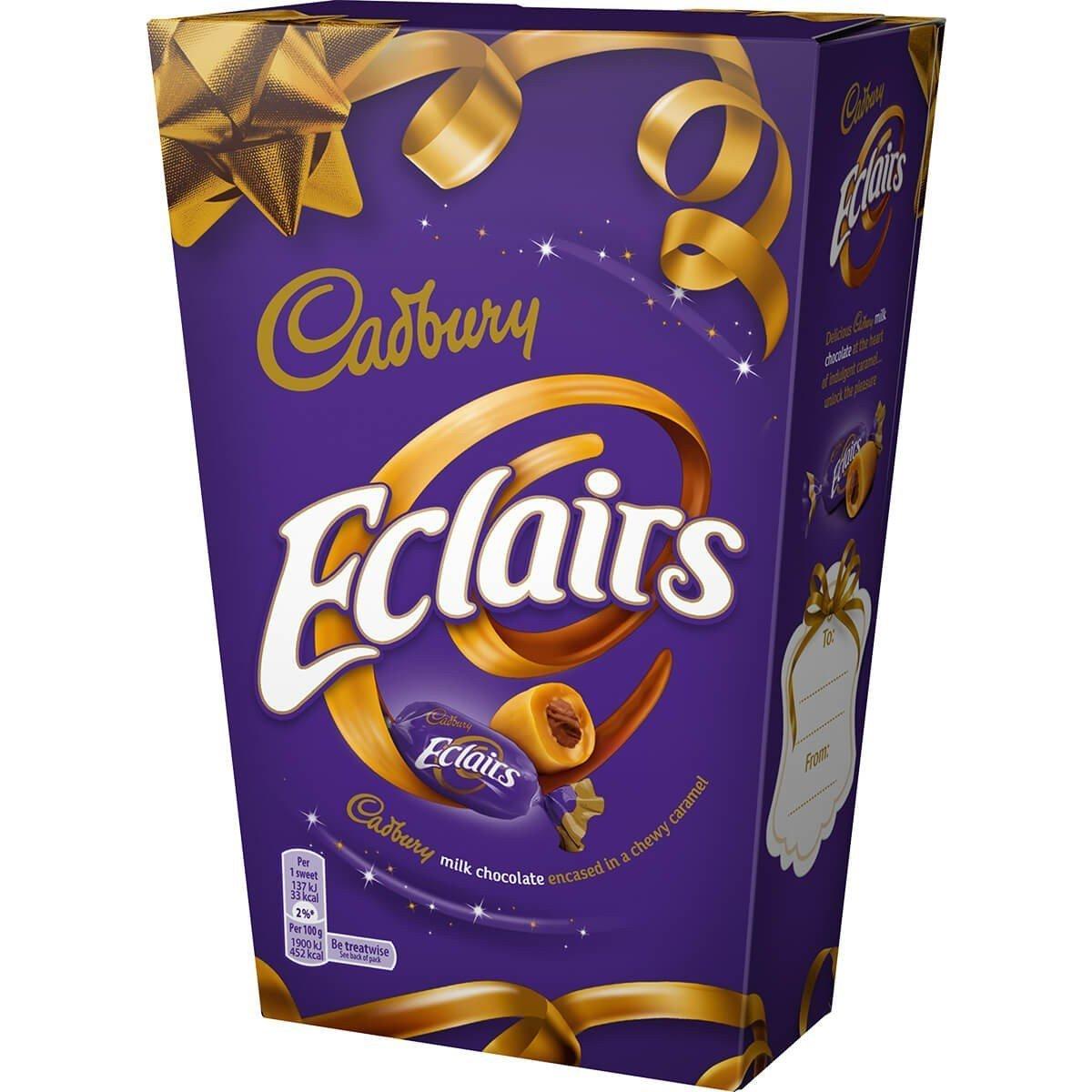 Cadbury UK Eclairs 420g
