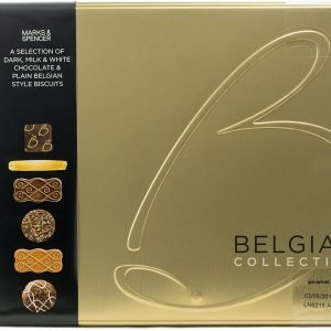 M&S Belgian Chocolate Biscuits