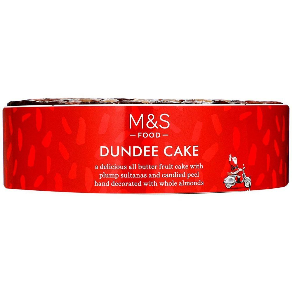 Marks and Spencer Dundee Cake