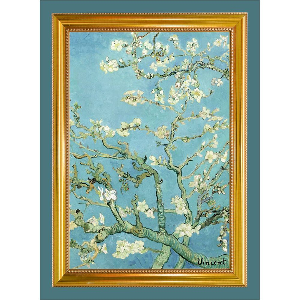 Tea Towel Van Gogh Almond Blossoms