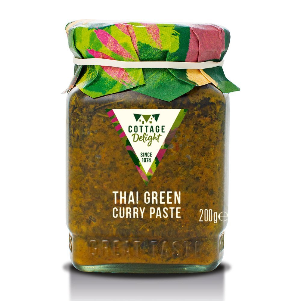 Cottage Delight Thai Green Curry Paste 200g