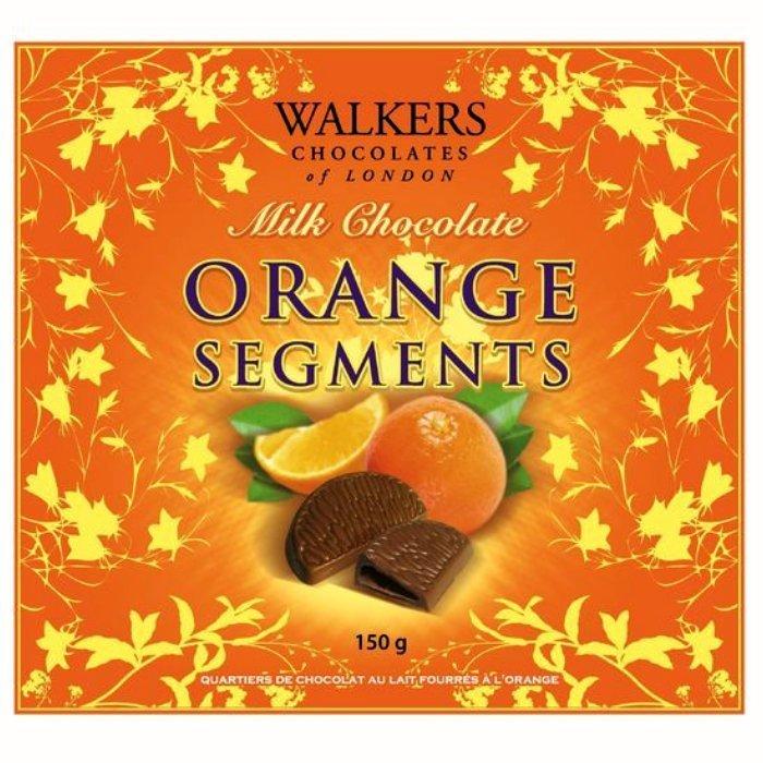 Walkers of London Orange Segments, 150g