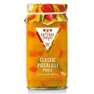 Cottage Delight Classic Piccalilli Pickle 280g