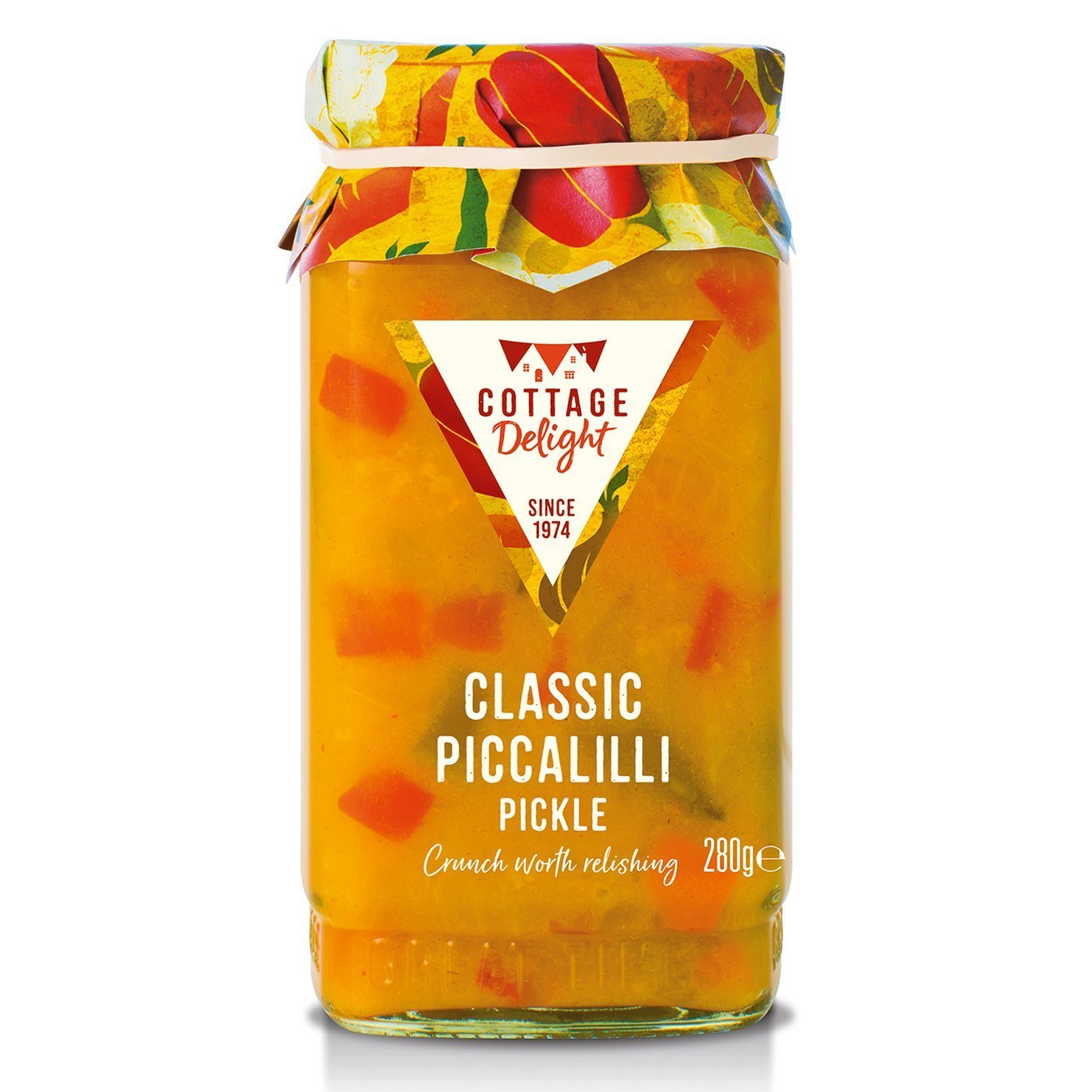 Cottage Delight Classic Piccalilli Pickle 280g