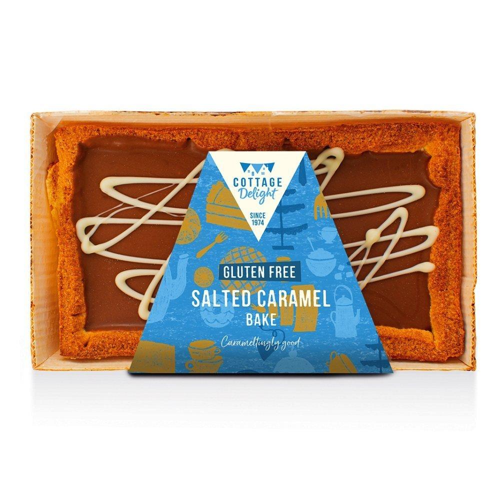 Cottage Delight Gluten Free Salted Caramel Bake 285g