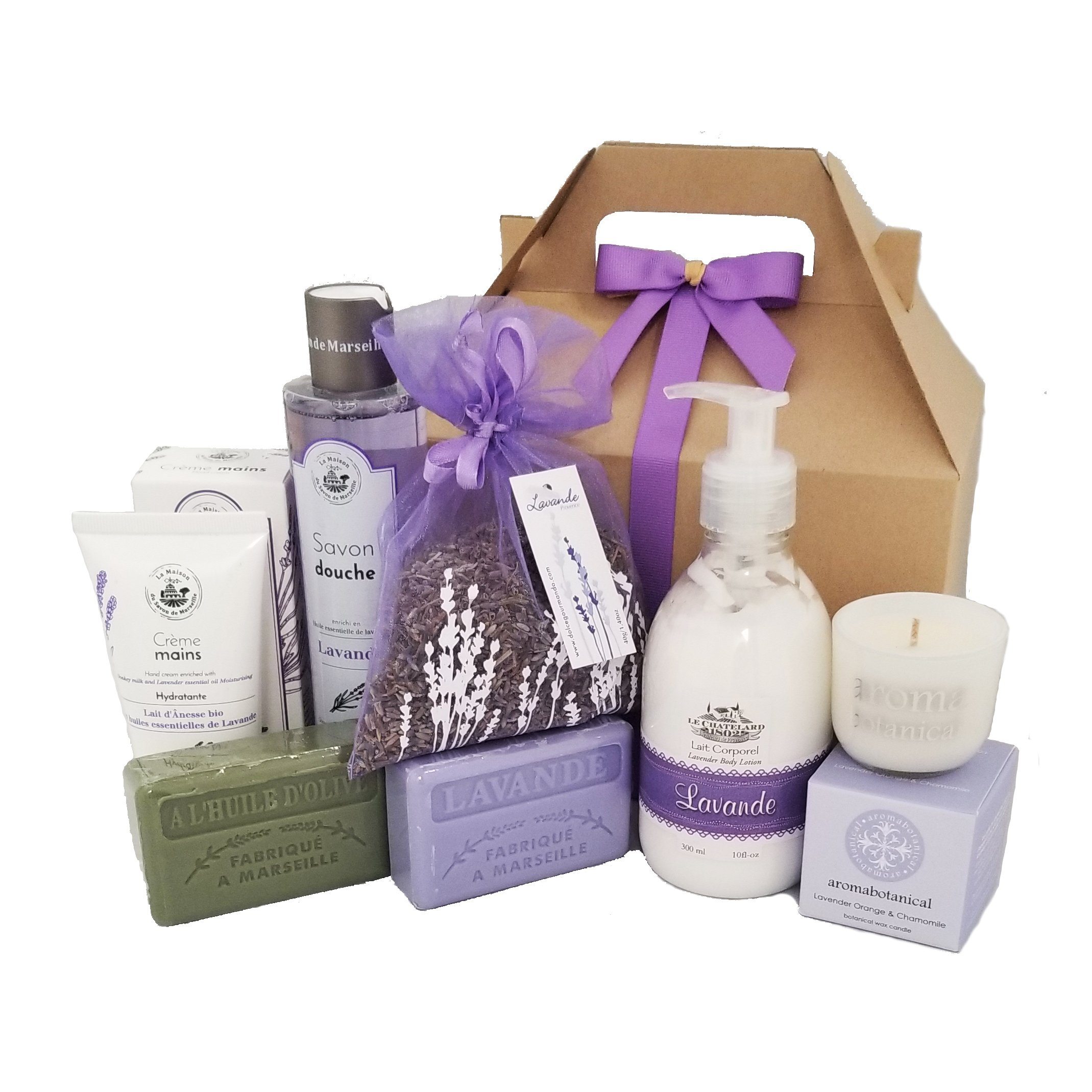 Loving Lavender gift set