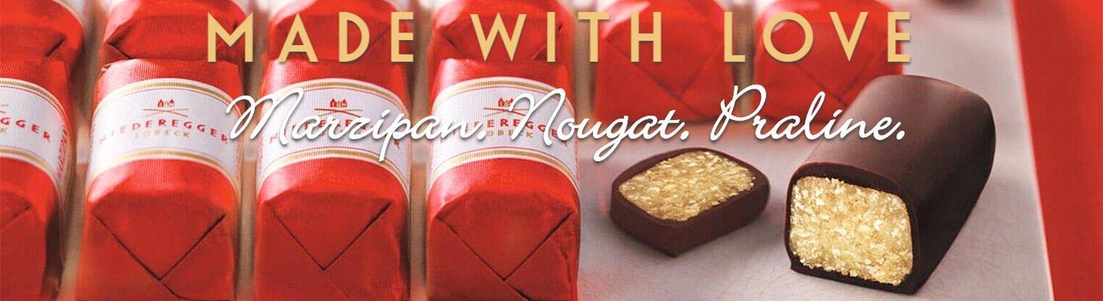 Niederegger German Marzipan Chocolates