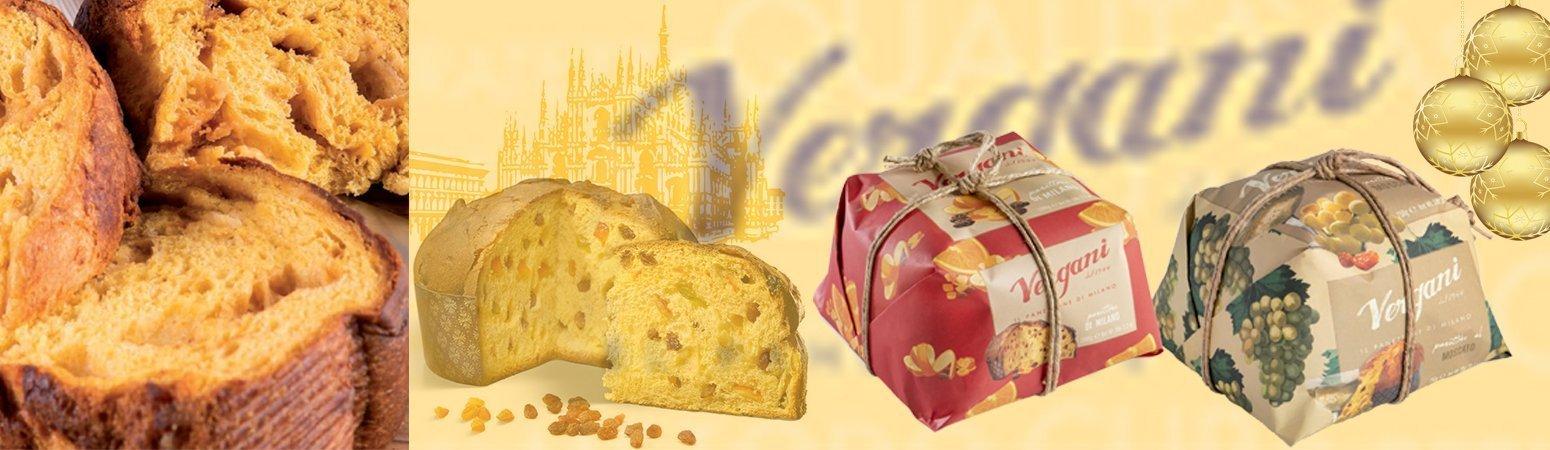 Vergani Gourmet Panettone