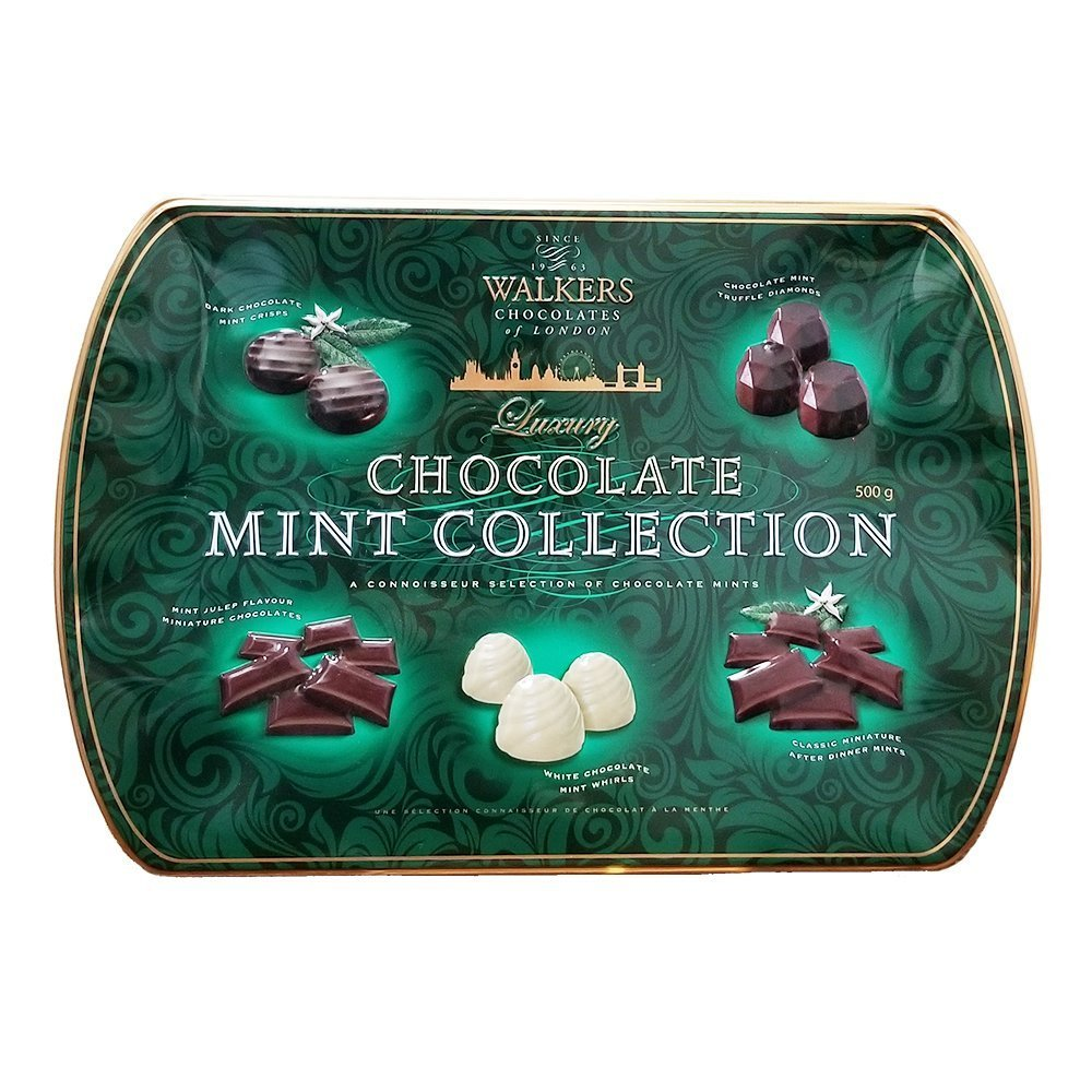 Walkers of London (CURVE) Luxury Mint Collection (500g)