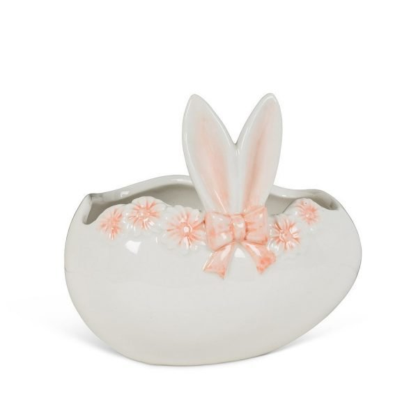 Rabbit Ears Egg Planter