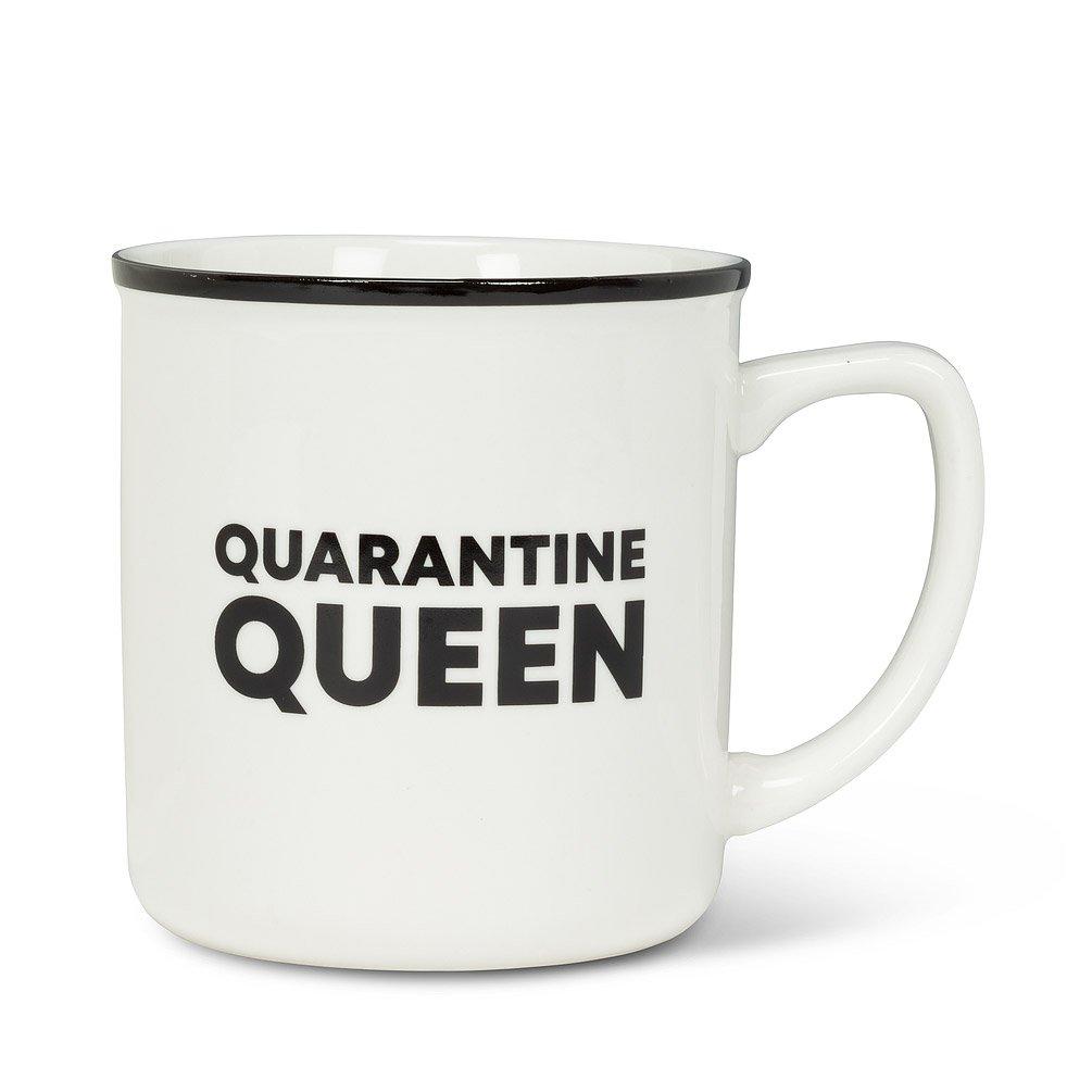 Quarentine queen mug