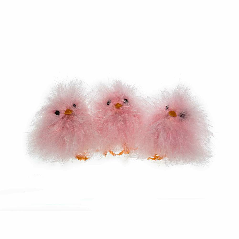 Fluffy Chick decor