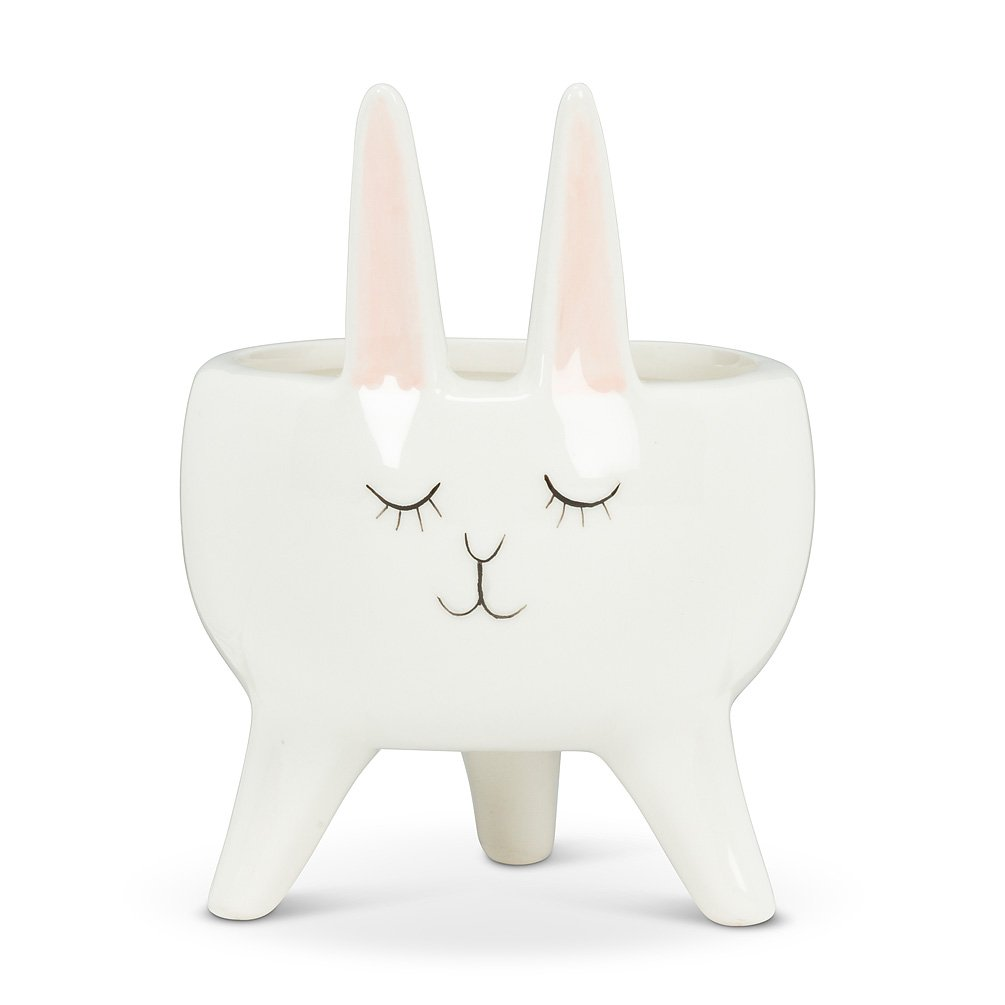 Small Rabbit Planter