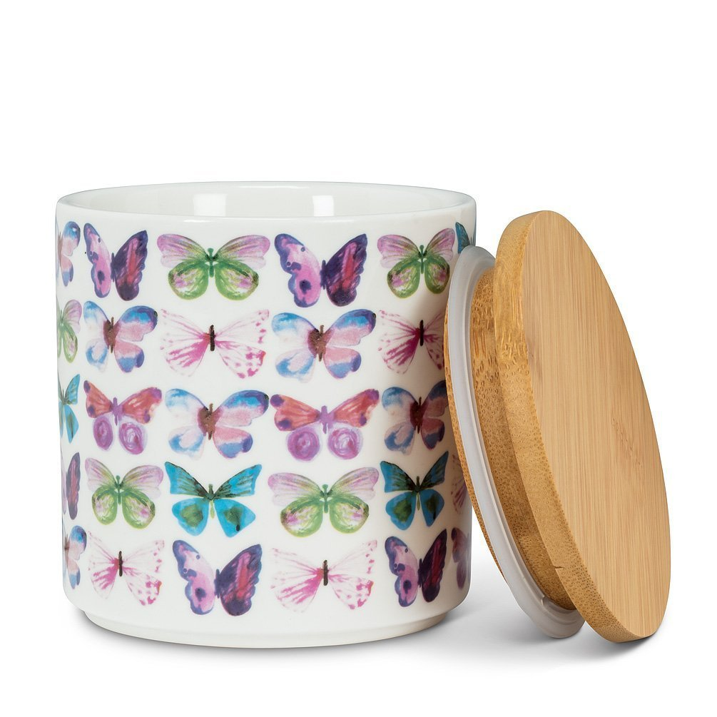 Butterfly Canister