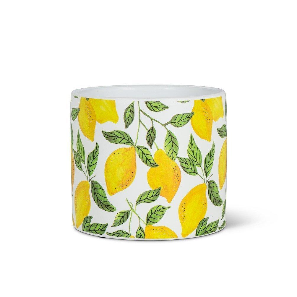 Sunny Lemons Planter