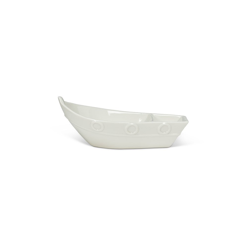 Divided Boat Dish