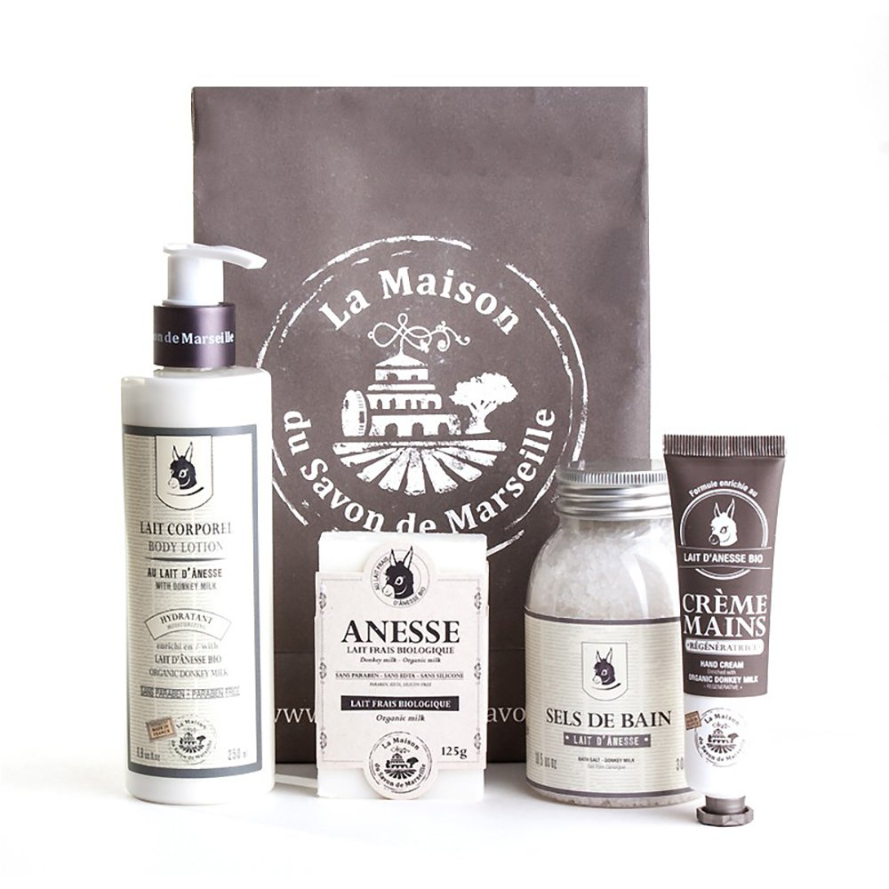 Donkey Milk Collection Gift Set