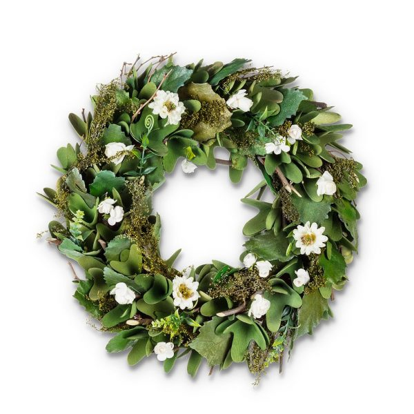 Small Flowers Wreath
