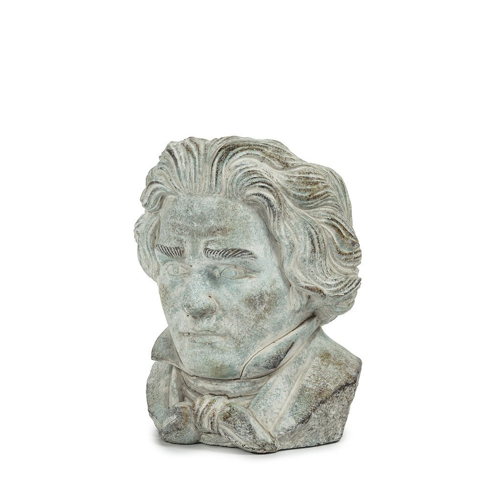 Beethoven Head Planter