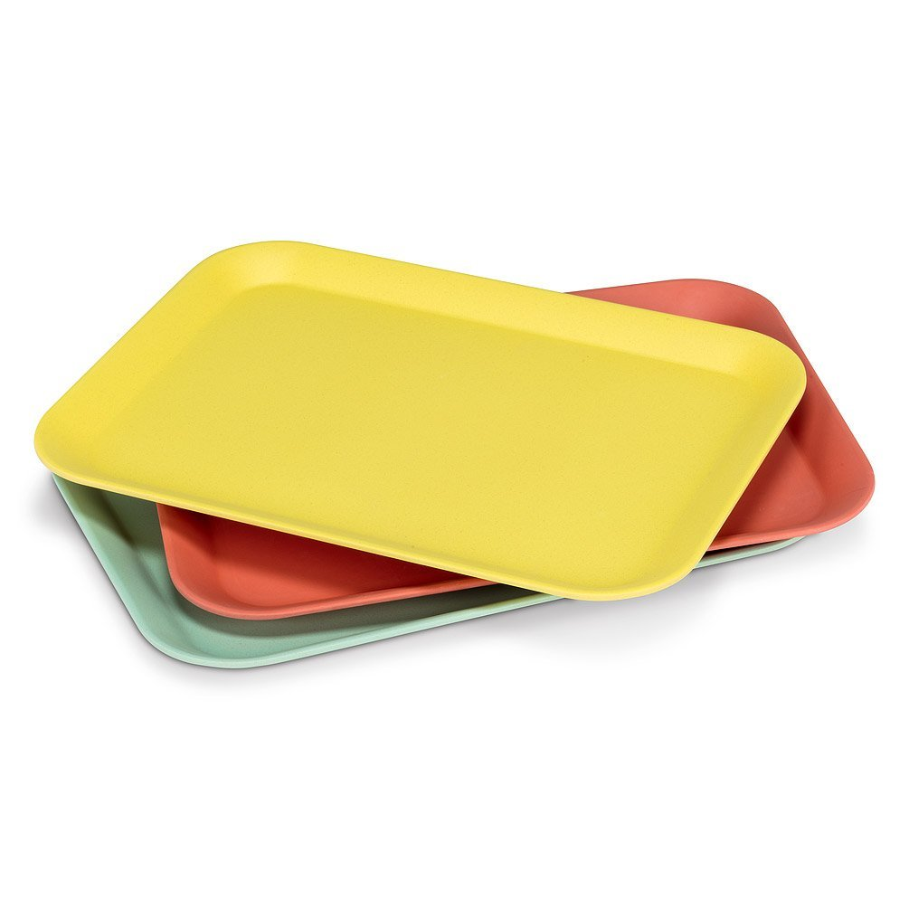Eco friendly Rectangle Tray