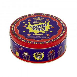 Cadbury UK Creme Egg Tin 409g