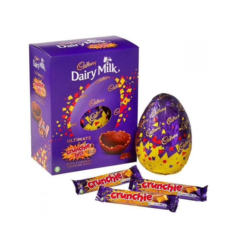 Cadbury Crunchie Inclusion Egg 540g