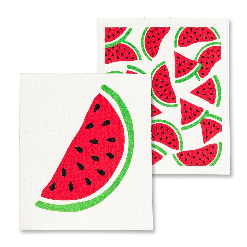 Watermelon Dishcloths