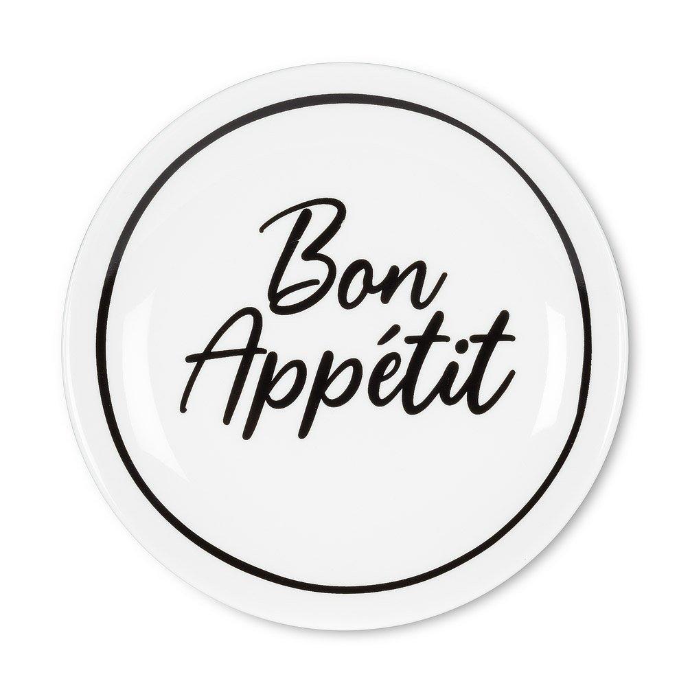Appetizer Plate-Bon Appetit