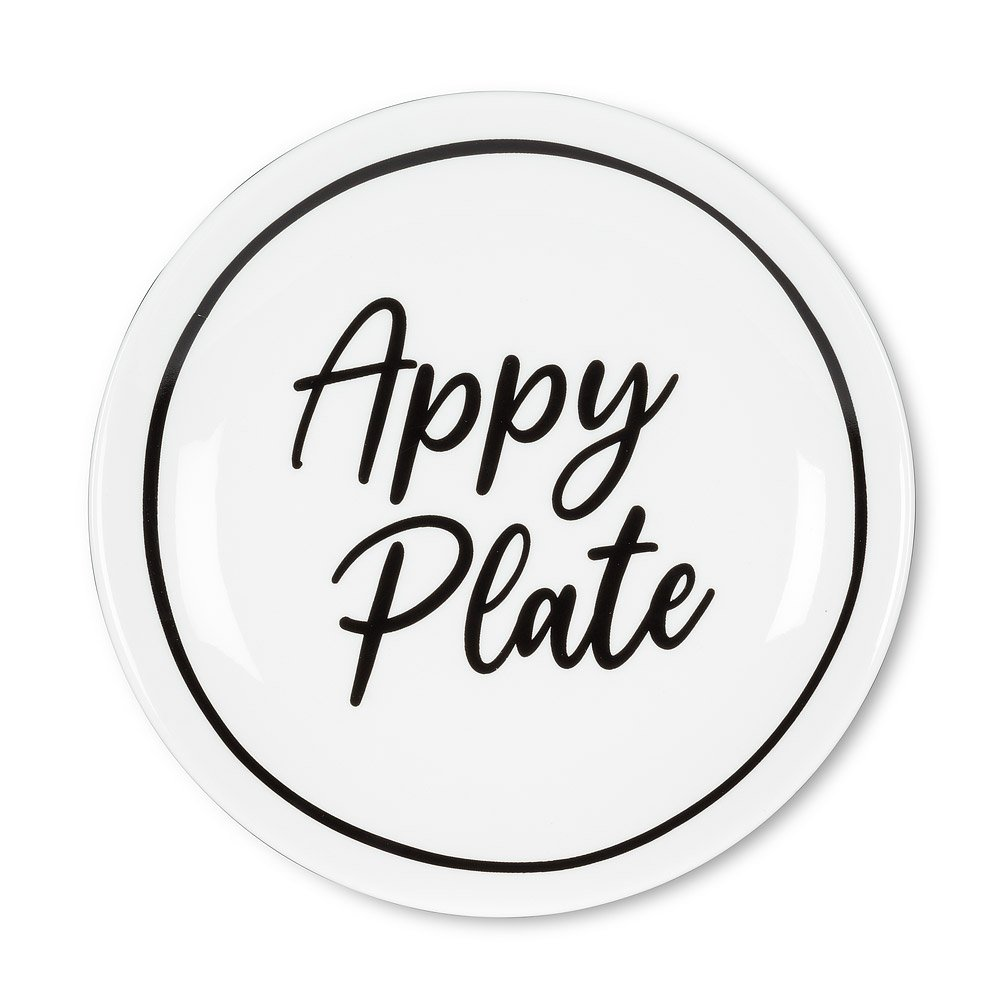 Appy plate