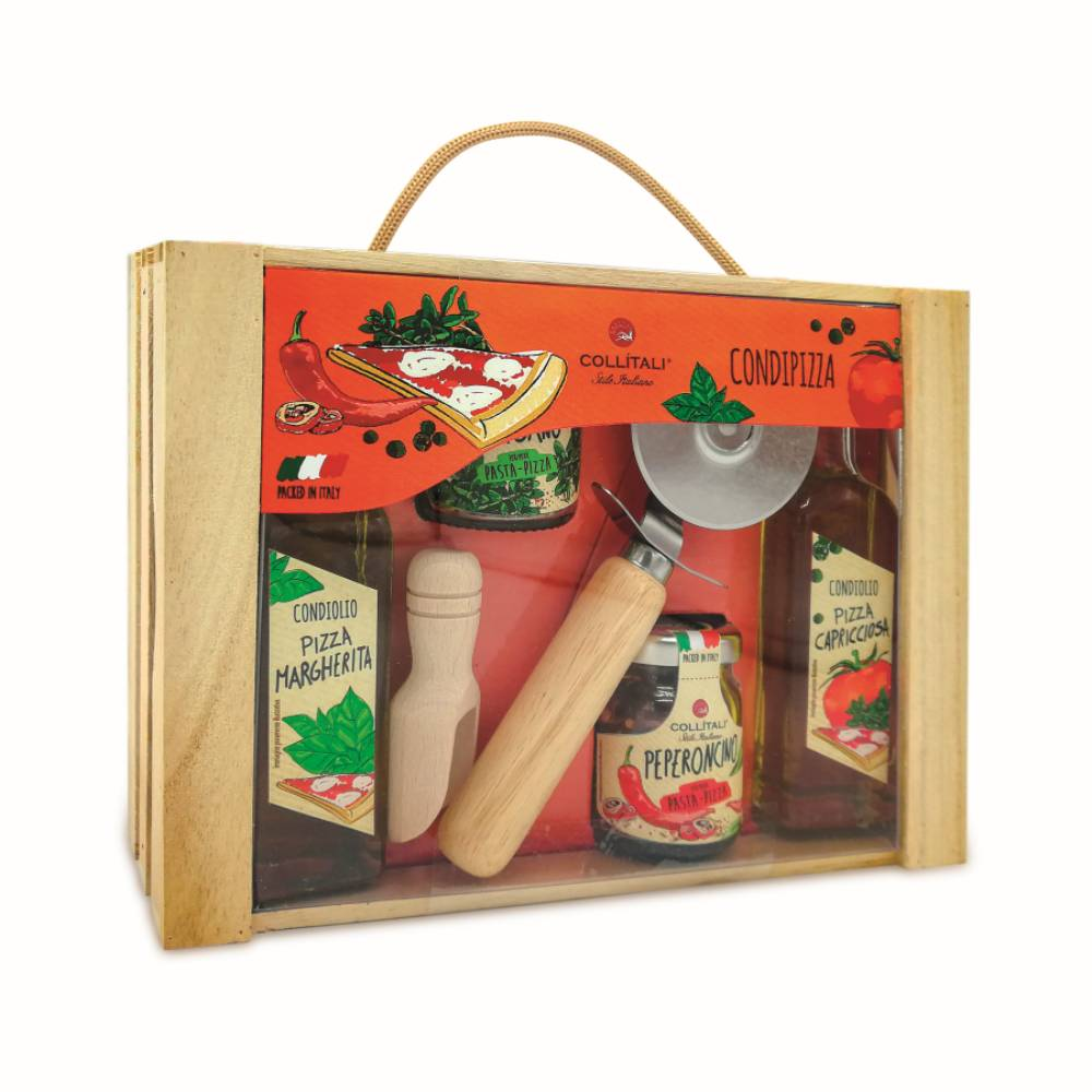 Pizza gift set