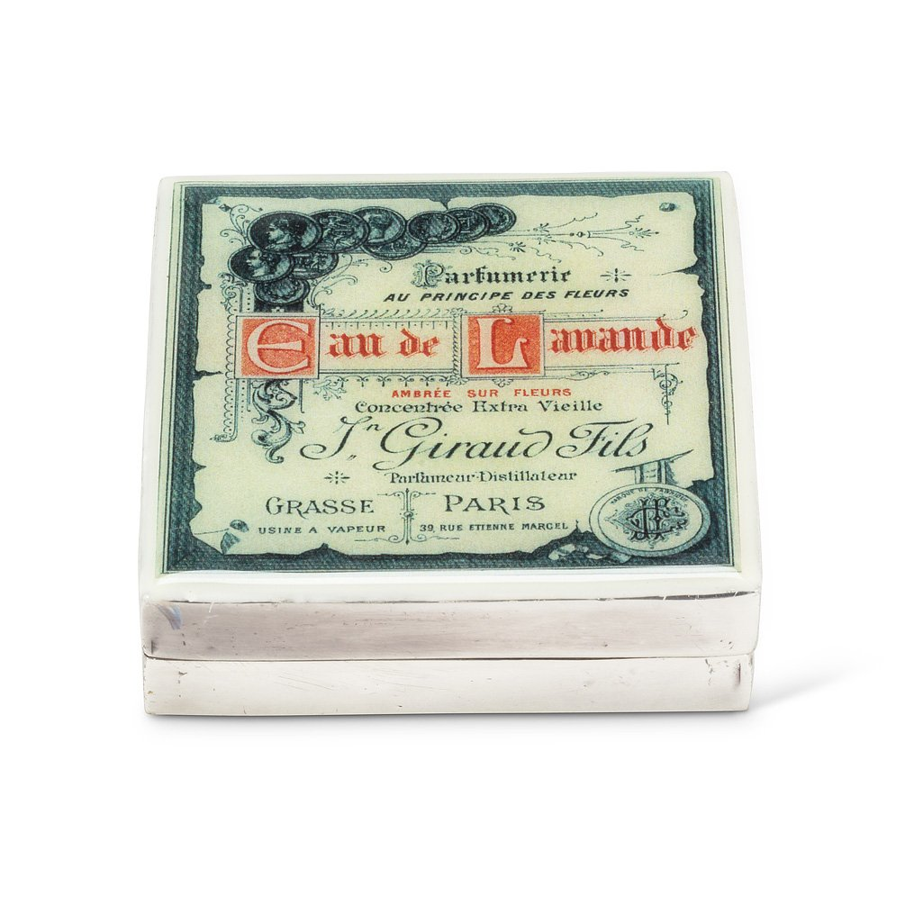 Eau de Lavande Large Square Box