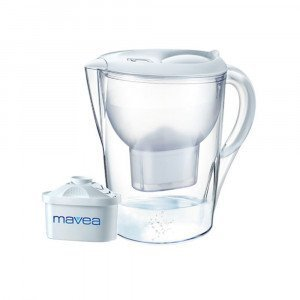 Aquavero Filtration water pitcher