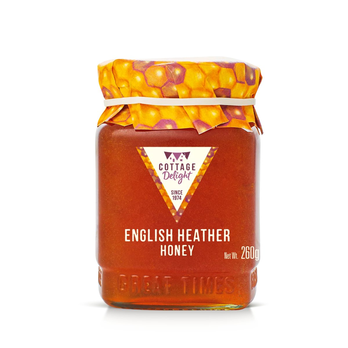 English Heather Honey
