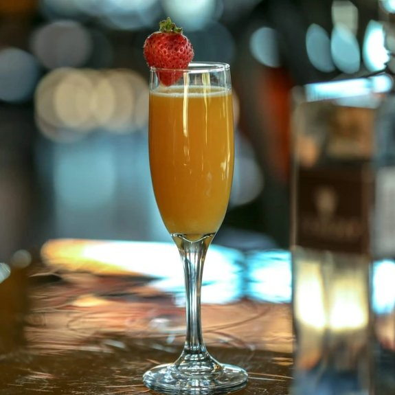 Mimosa Cocktail Bomb