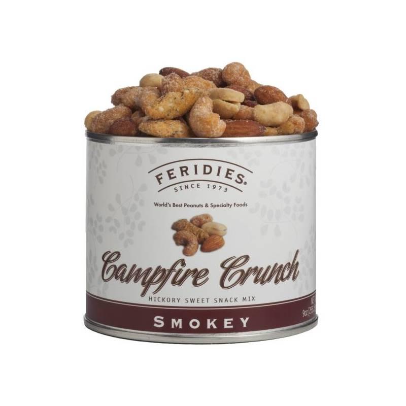 CAMPFIRE CRUNCH Smoky snack mix